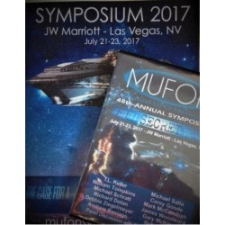 2017 MUFON SYMPOSIUM BUNDLE (13 DVDS + PROCEEDINGS)