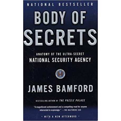 Bamford, James- Body of Secrets