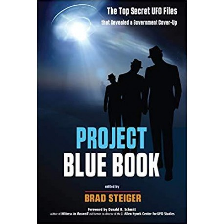 Steiger, Brad (editor) - Project Blue Book