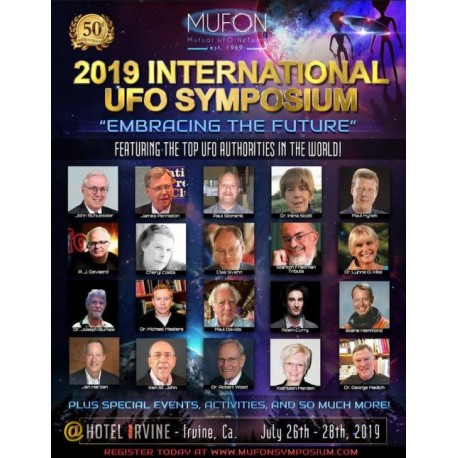 2019 MUFON Symposium Proceedings