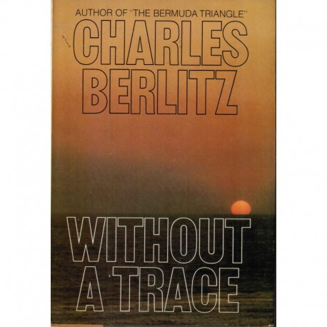 Berlitz, Charles - Without a Trace