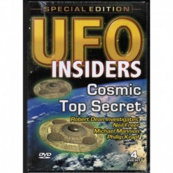 UFO Insiders: Cosmic Top Secret (4 DVD Set)