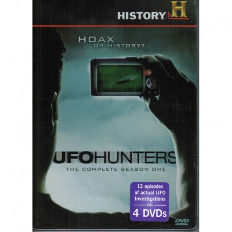 UFO Hunters: The Complete Season 1