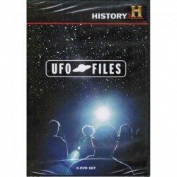 UFO FILES (8 UFO Stories – 2 DVD Set)