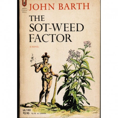 Barth, John - The Sot-Weed Factor: A Grosset Special