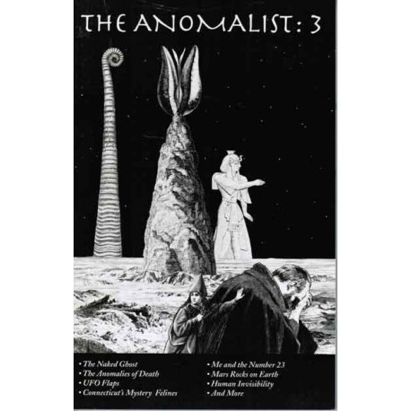 Huyghe, Patrick &  Dennis Stacy - The Anomalist No 3 - Winter 1995/1996