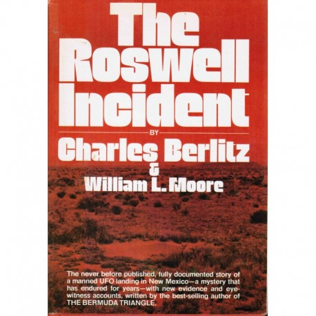 Berlitz, Charles - The Roswell Incident