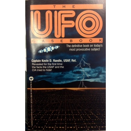 Randle, Kevin D. - The UFO Casebook
