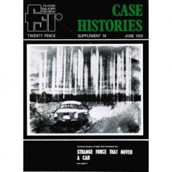 FSR-Case Histories Supplement 10 – June 1972