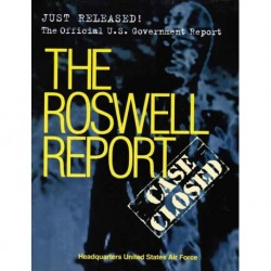 McAndrew, James - The Roswell Report: Case Closed The Official US Government Report