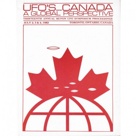 MUFON UFO Symposium Proceedings 1982  UFOs Canada - A Global Perspective