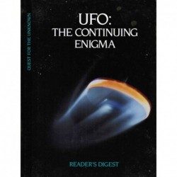 Reader's Digest - UFO: The Continuing Enigma - Quest for the Unknown