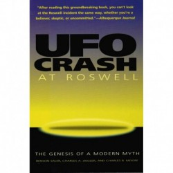 Saler, Benson - UFO Crash at Roswell: The Genesis of a Modern Myth