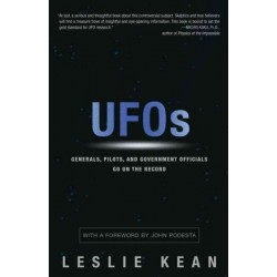 Kean, Leslie - UFOs: Generals, Pilots and Government Officials go on the  Record