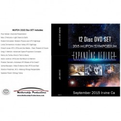 2015 MUFON SYMPOSIUM DVD SET