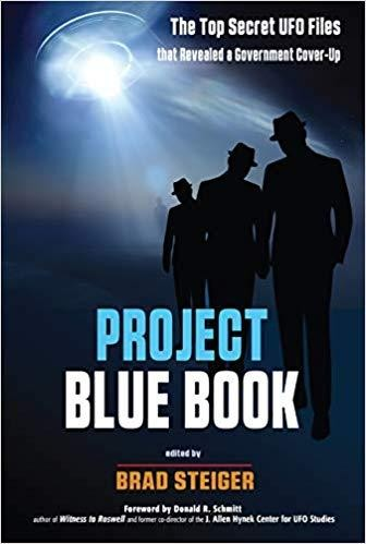 Steiger, Brad- Project Blue Book